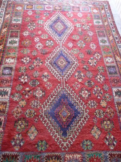 Nuestras alfombras orientales m o m e c e s - Alfombras persas barcelona ...