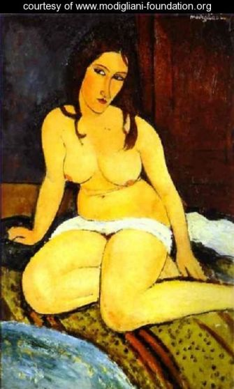 Seated-Nude-Ii